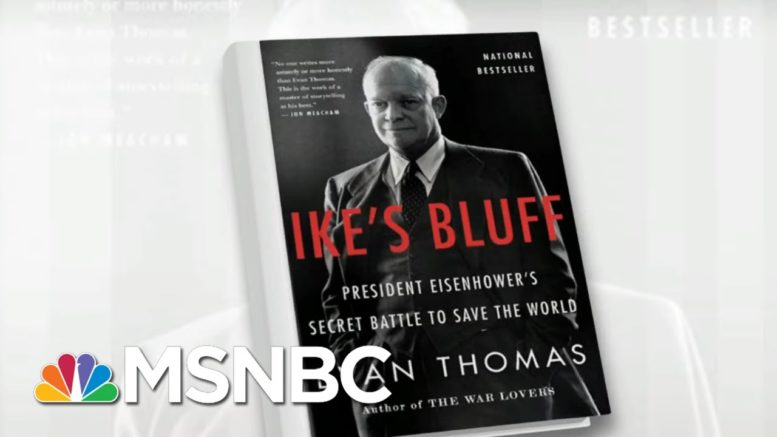 What Biden Can Learn From Eisenhower's Presidency | Morning Joe | MSNBC 1