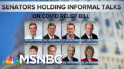 Congress Under Pressure To Pass Covid Relief Bill As Government Shutdown Looms | MTP Daily | MSNBC 4