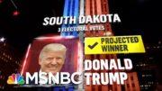 Trump Wins South Dakota, NBC News Projects | MSNBC 5