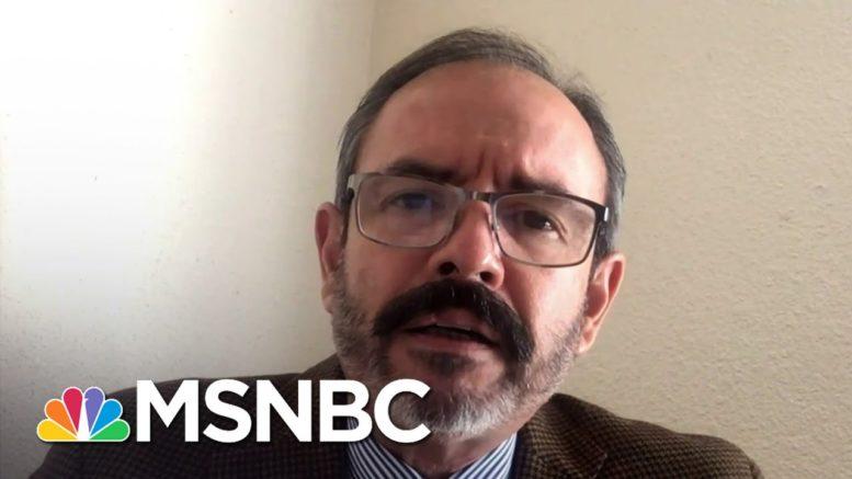 Texas Doctor Warns Coronavirus Surge Is Straining Hospitals | Katy Tur | MSNBC 1