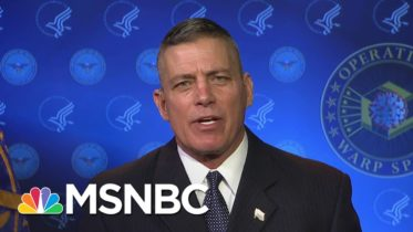 100 Percent Of Americans Will Be Able To Get Vaccine By June | Ayman Mohyeldin | MSNBC 6