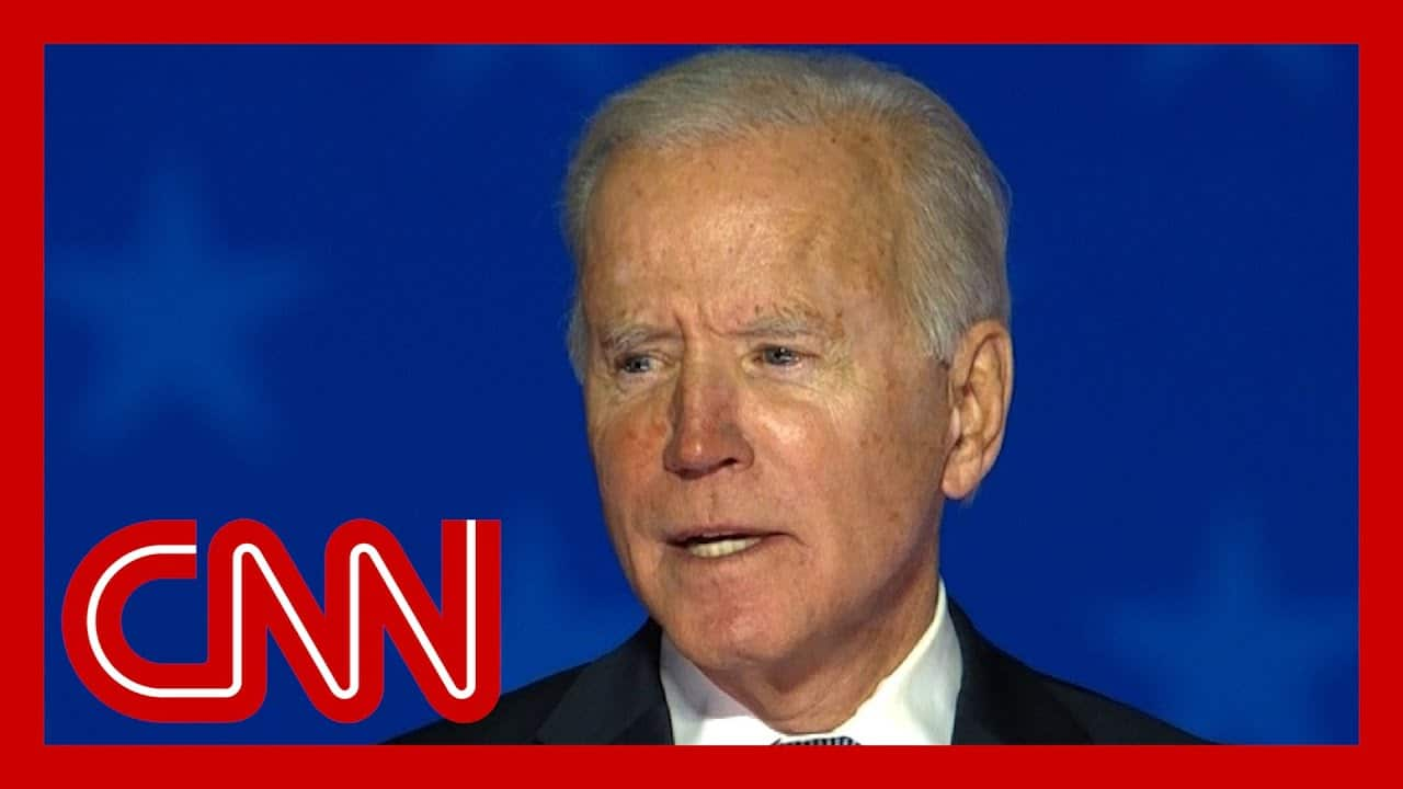 """""""We believe we're on track to win"""": Biden projects confidence as nation awaits election results 8"""