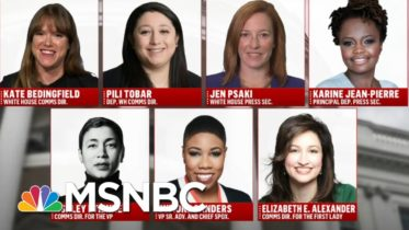 President-Elect Biden Continues To Build A Team That Stands Out For Its Diversity | Deadline | MSNBC 6