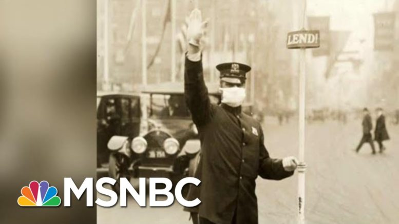 Trump's Covid-19 Failures Miss Key Lessons From 1918 Pandemic | The Beat With Ari Melber | MSNBC 1