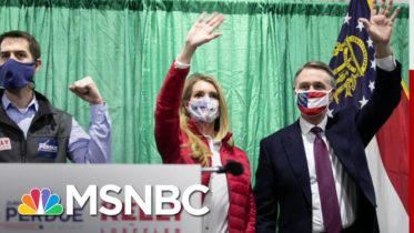 Both Republican Candidates In Georgia Runoffs Face Questions About Stock Trades | All In | MSNBC 6