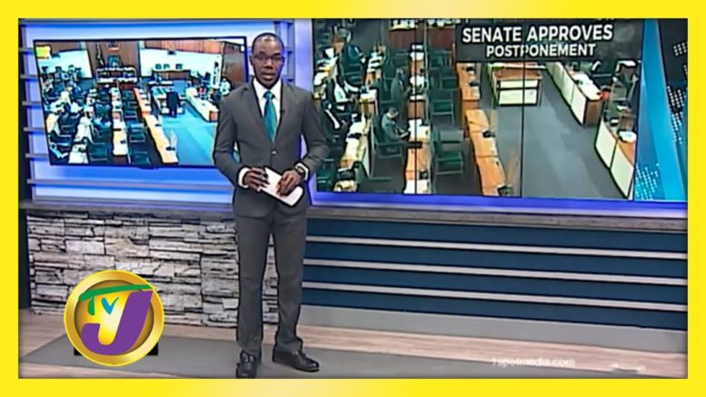 Senate Approves Local Gov't Election Delay - November 27 2020 1