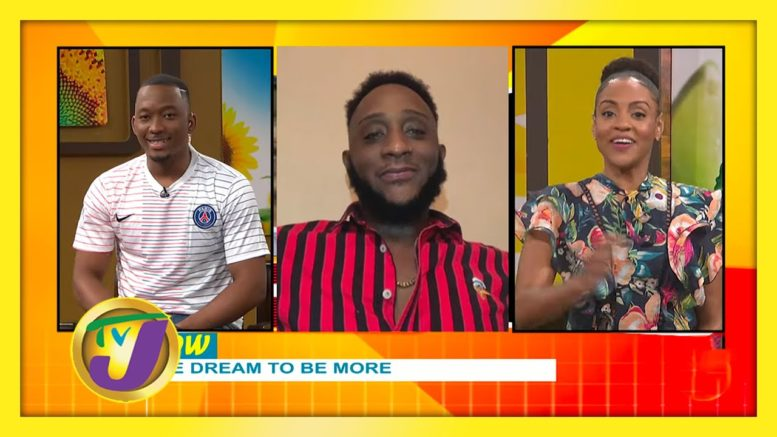 The Dream to Be More: TVJ Smile Jamaica - November 28 2020 1