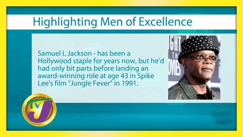 Highlighting Men of Excellence: TVJ Smile Jamaica - November 28 2020 1