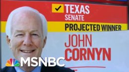 Hickenlooper Wins Colorado Senate, NBC News Projects, A Flip For Democrats | MSNBC 5