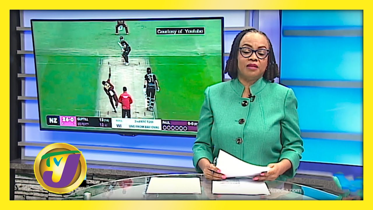 West Indies Lose by 72 Runs to New Zealand in 2nd T20 International - November 29 2020 7