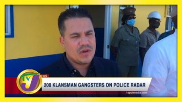 200 Klansman Gang Members on Police Radar - November 29 2020 6