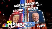 Trump Wins North Dakota, NBC News Projects | MSNBC 5