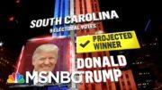 Trump Wins South Carolina, NBC News Projects | MSNBC 5