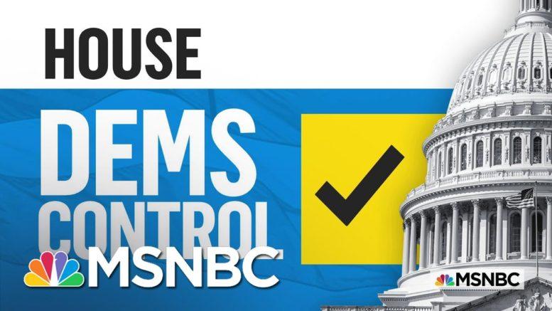 Democrats Retain Control Of House of Representatives, NBC News Projects | MSNBC 1