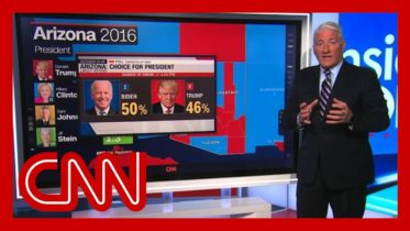 Road to 270: Polls show Trump leading in only 2 battleground states 6