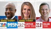 Warnock, Loeffler Set To Face Off In Georgia Senate Race Runoff | MSNBC 3