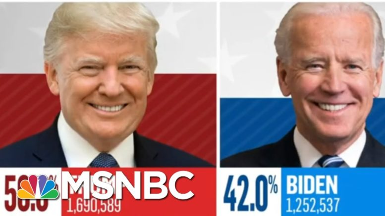 Key 2020 Election States Caution That Results Will Take Several Days | MSNBC 1