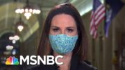 Heidi Przybyla Explains Why Early MI Numbers Are 'Skewed,' And Will Take Time To Come In | MSNBC 3
