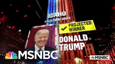 Trump Wins Idaho, NBC News Projects | MSNBC 6