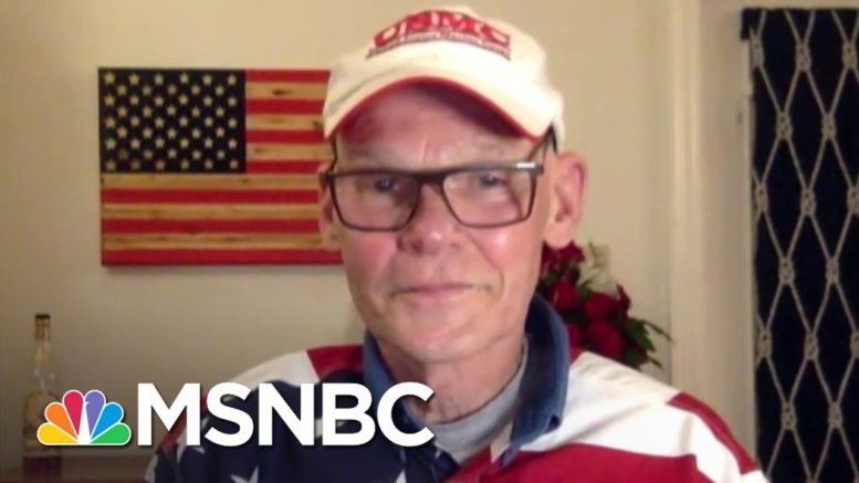 James Carville: I've Waited Four Years For This, I Can Wait Another Four Days | MSNBC 1