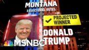 Trump Wins Montana, NBC News Projects | MSNBC 3
