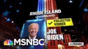 Biden Wins Rhode Island, NBC News Projects | MSNBC 2