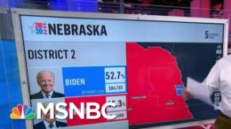 Biden Will Win 1 Electoral Vote In Nebraska, NBC News Projects | MSNBC 3