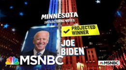 Biden Wins Minnesota, NBC News Projects | MSNBC 5