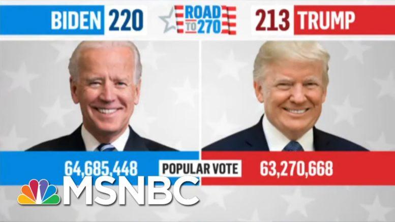 Joy Reid: Is America More Like Trump Than We'd Like To Admit?   MSNBC 1