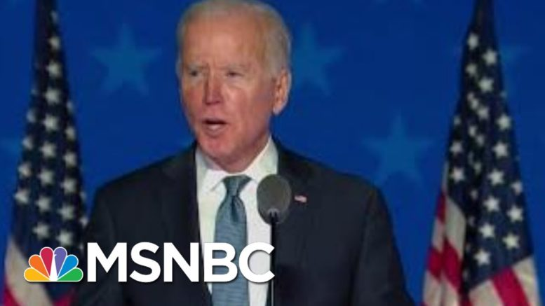 Biden Campaign Leans Into The Cautious On Wednesday   Morning Joe   MSNBC 1