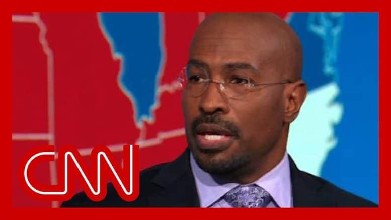 'A lot of Democrats are hurt tonight': Van Jones reacts to 2020 election 1