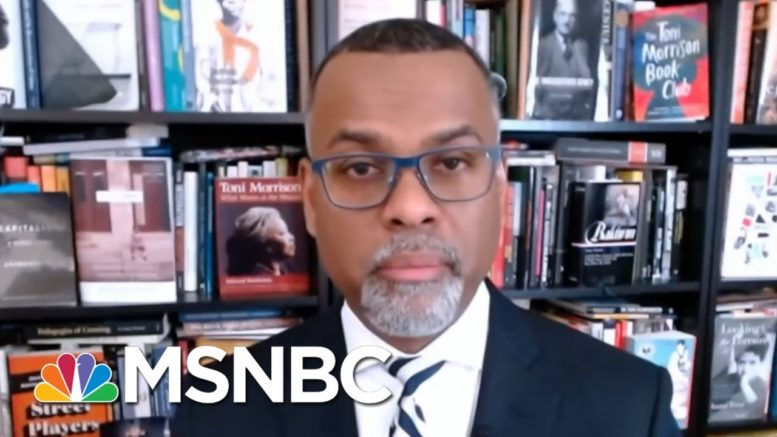 Eddie Glaude: Race Continues To Haunt Us In This Moment | Morning Joe | MSNBC 1