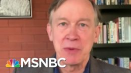 Senator-Elect Hickenlooper: 'I Want To Be The Voice For Small Businesses' | Stephanie Ruhle | MSNBC 3