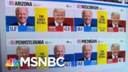 Dave Wasserman: 'Joe Biden Has More Realistic Path To 270' | MSNBC 4