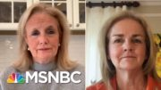 Rep. Dean And Rep. Dingell On Pennsylvania & Michigan | Andrea Mitchell | MSNBC 4