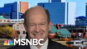 Sen. Coons: 'We're Very Optimistic' About Biden's Prospects   Andrea Mitchell   MSNBC 4