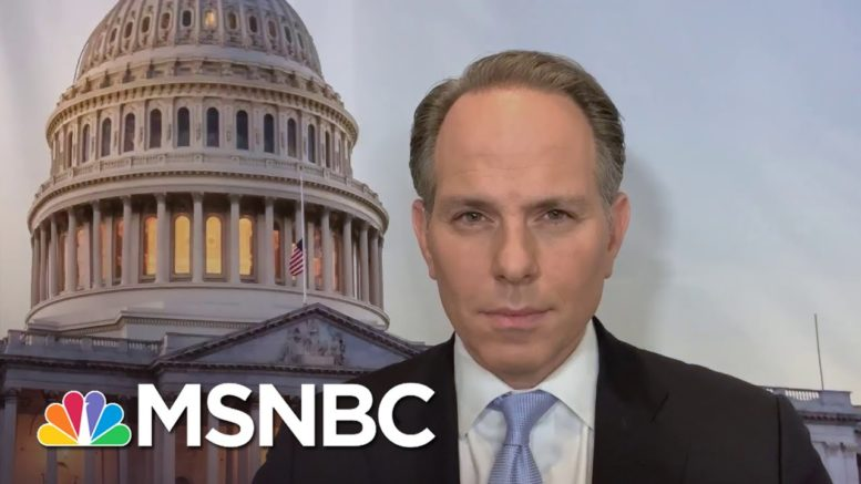 Jeremy Bash: The Presidential Election Is The 'Crown Jewel Of American Democracy' | Craig Melvin 1