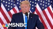 'False,' 'Losing': Anchor Shreds Trump's Claims On 2020 Election Night | The Beat With Ari Melber 4