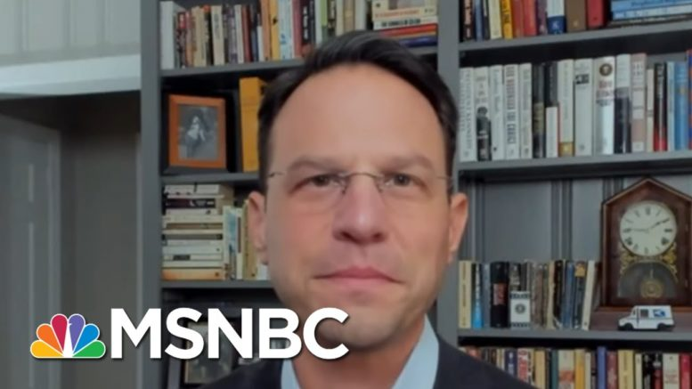 'Nothing Is Going To Stop The Counting Of These Legal Ballots': Pennsylvania A.G. Shapiro | MSNBC 1