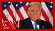 Bash reports on Trump's mood as Biden eyes 270 5