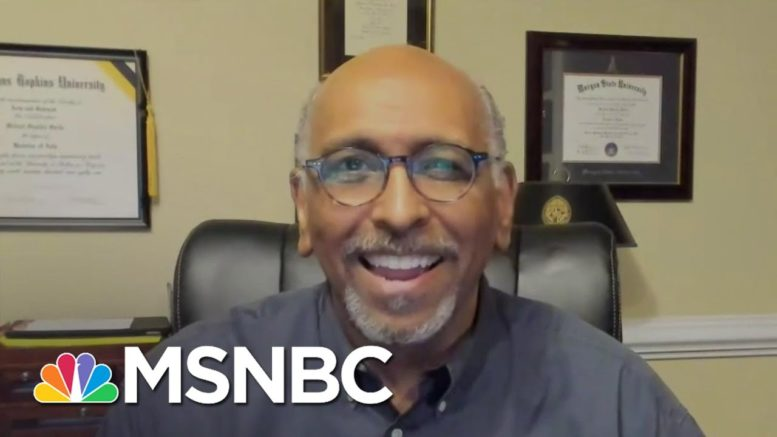 Michael Steele: Donald Trump Is 'Having The Typical Donald Trump Temper Tantrum' | Deadline | MSNBC 1