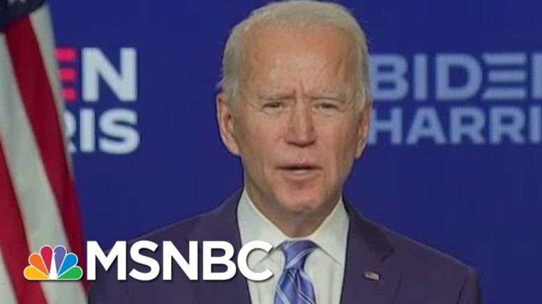 Biden Cuts Into Trump's Lead In Pennsylvania | Morning Joe | MSNBC 1