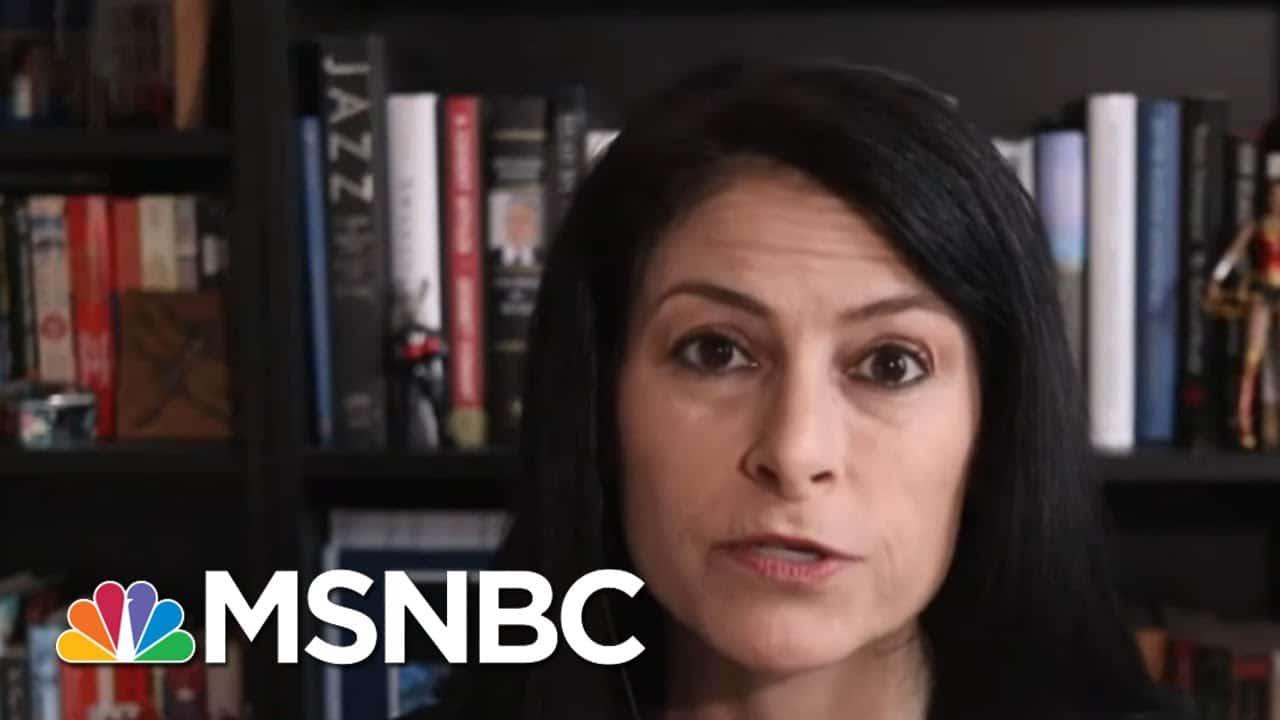 MI AG Dana Nessel On Trump Campaign Lawsuit: 'Totally Lacking In Merit'   Craig Melvin   MSNBC 3