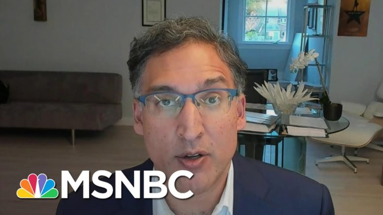Neal Katyal: Trump Asking To Stop Counting Votes Is Always A Losing Strategy In The U.S. | Deadline 1
