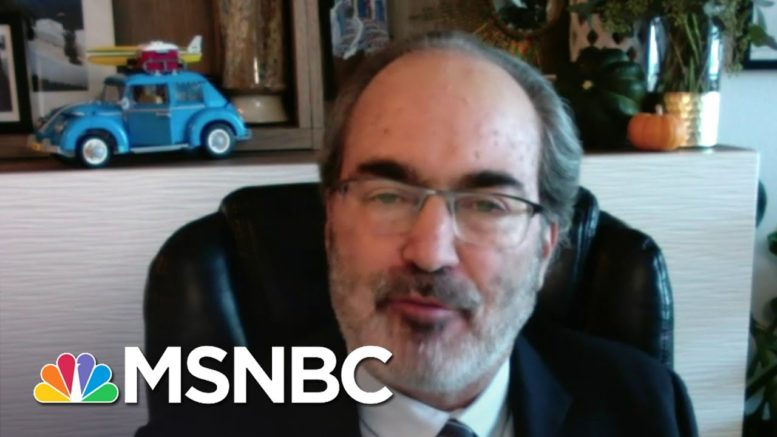 Jon Ralston Believes Trump's Lawsuits Are To 'Sow Distrust In The System' | Deadline | MSNBC 1
