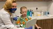 Boy born without an ear gets life-changing surgery | Humankind 5