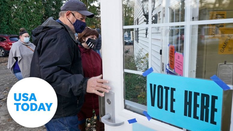 A look at polling in key battleground states ahead of the 2020 presidential election | USA TODAY 1