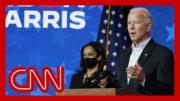 Watch Joe Biden's speech as votes are counted 2