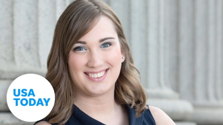 Sarah McBride is first openly transgender state senator elected in Delaware | USA TODAY 1