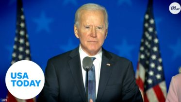 Biden: 'We're on track to win this election' | USA TODAY 10